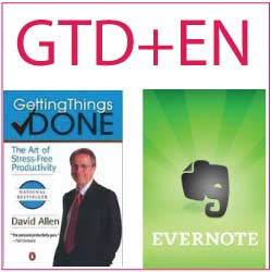 How I became more productive with Getting Things Done (GTD) and Evernote