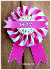 Mother's Day Ribbon