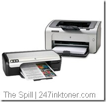 Should I buy a laser printer or an inkjet printer?