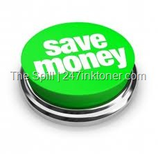 Save money on printing costs