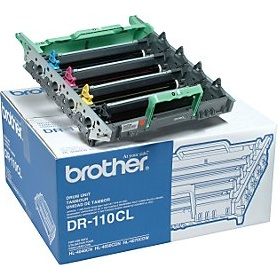 DR110CL Drum Unit - Brother Genuine OEM