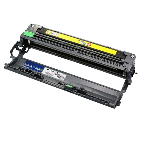 DR210C Drum Unit - Brother Compatible (Cyan)