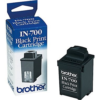IN700 Ink Cartridge - Brother Genuine OEM (Black)