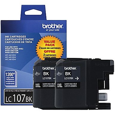 LC1072PKS Ink Cartridge - Brother Genuine OEM (Multipack)