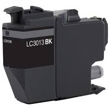 LC3013BK Ink Cartridge - Brother Compatible (Black)