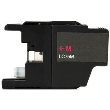 LC75M Ink Cartridge - Brother Compatible (Magenta)