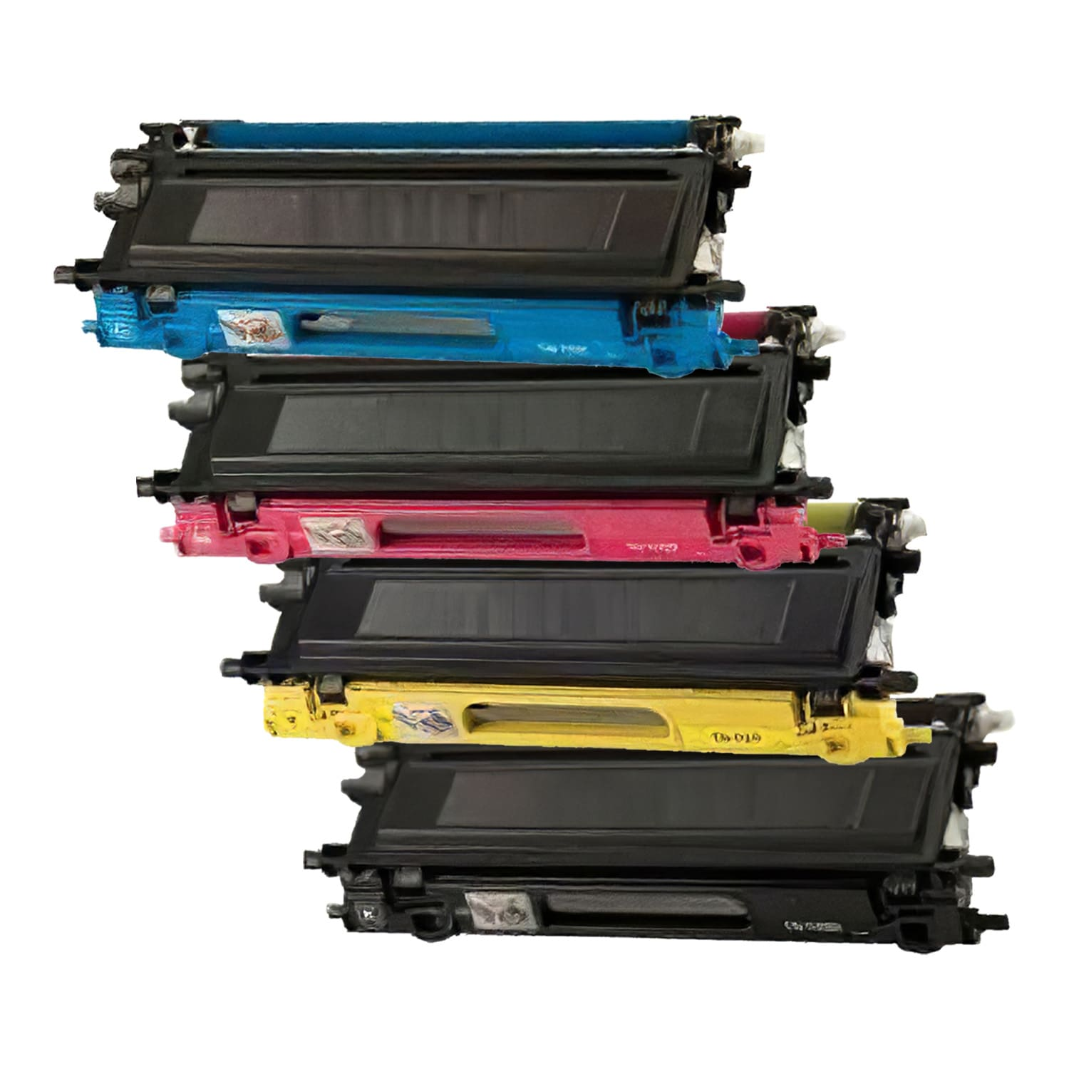 Compatible Brother TN115 Toner High Capacity Pack - 4 Cartridges
