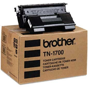 Genuine Brother TN1700 Black Toner Cartridge