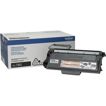 TN780 Toner Cartridge - Brother Genuine OEM (Black)