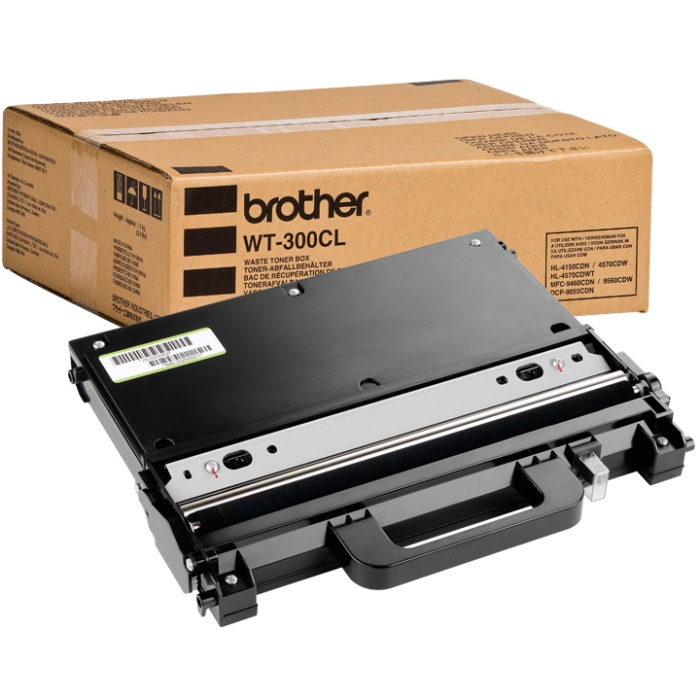 WT300CL Waste Toner Box - Brother Genuine OEM