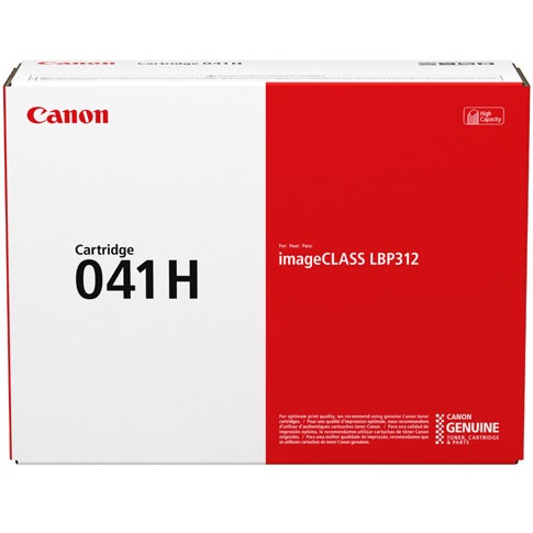 0453C001 Toner Cartridge - Canon Genuine OEM (Black)