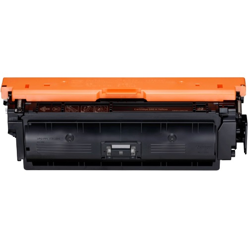 0455C001 Toner Cartridge - Canon Compatible (Yellow)