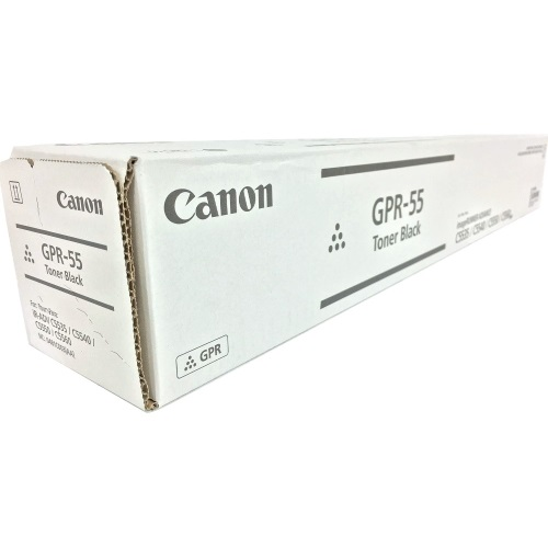 0481C003 Toner Cartridge - Canon Genuine OEM (Black)