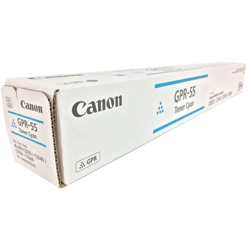 0482C003 Toner Cartridge - Canon Genuine OEM (Cyan)