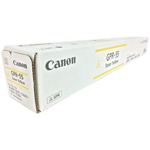 0484C003 Toner Cartridge - Canon Genuine OEM (Yellow)