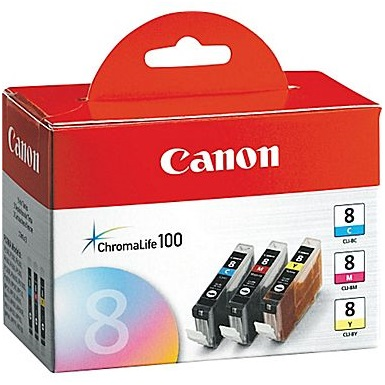 0621B016 Ink Cartridge - Canon Genuine OEM (Bundle Pack)