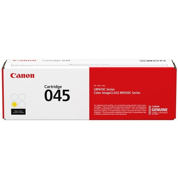 1239C001 Toner Cartridge - Canon Genuine OEM (Yellow)