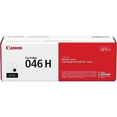 1254C001 Toner Cartridge - Canon Genuine OEM (Black)