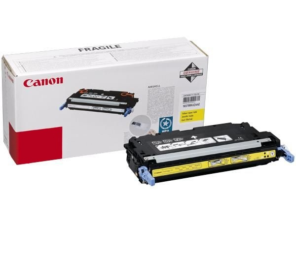 Genuine Canon 1657B004AA Yellow Toner Cartridge