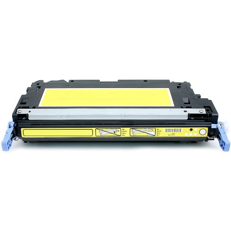 117 Yellow Toner Cartridge - Canon Remanufactured (Yellow)