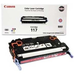 2576B001AA Toner Cartridge - Canon Genuine OEM (Magenta)