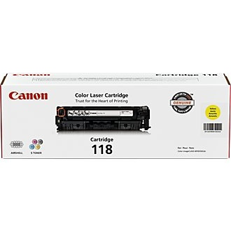 2659B001AA Toner Cartridge - Canon Genuine OEM (Yellow)