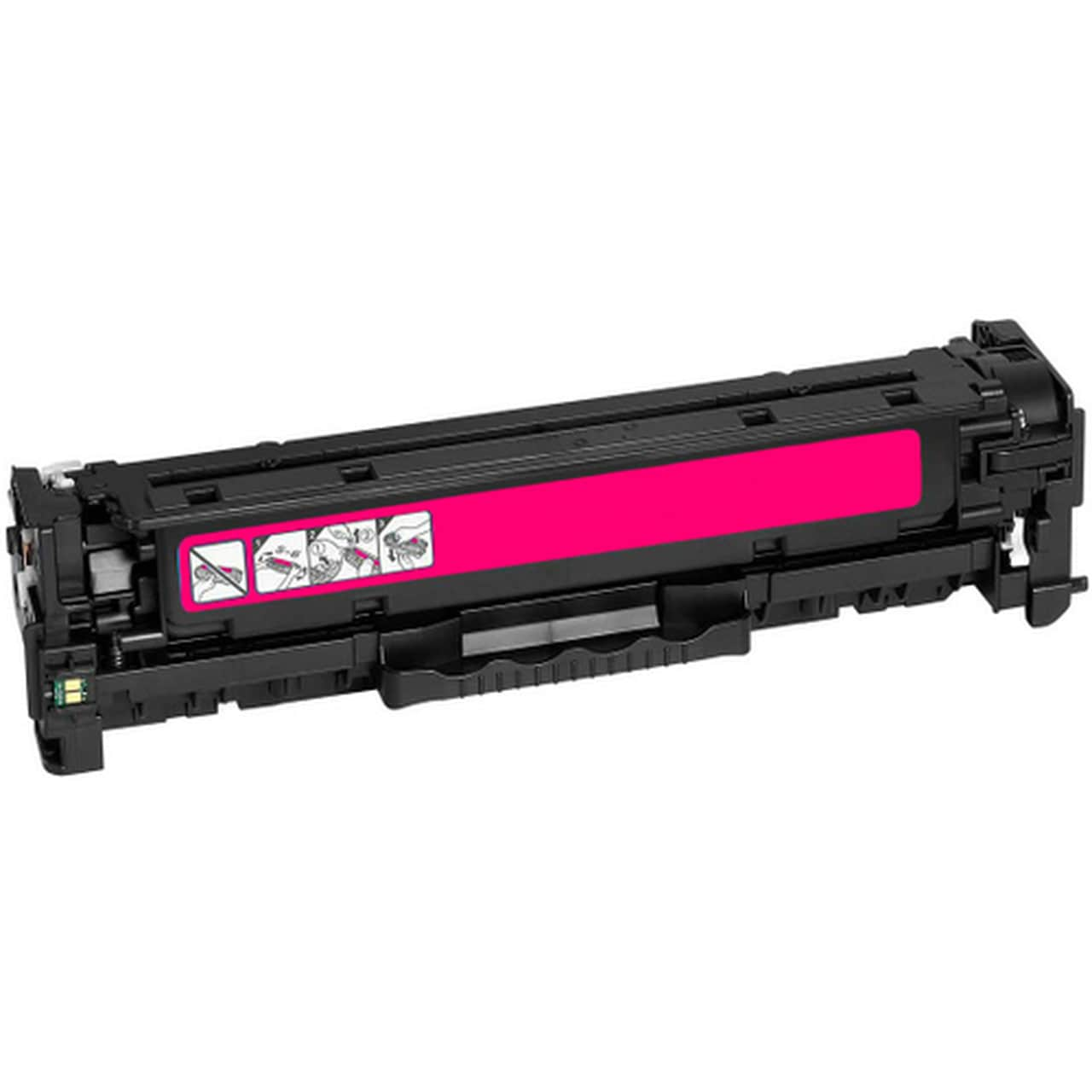 2660B001AA Toner Cartridge - Canon Remanufactured (Magenta)