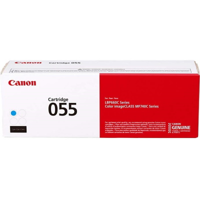 3015C001 Toner Cartridge - Canon Genuine OEM (Cyan)