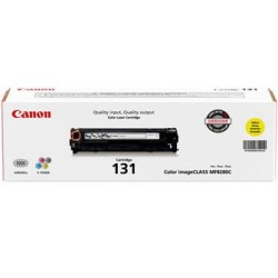 6269B001AA Toner Cartridge - Canon Genuine OEM (Yellow)