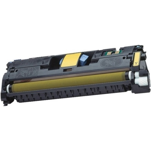Remanufactured Canon 7430A005AA Yellow Toner Cartridge