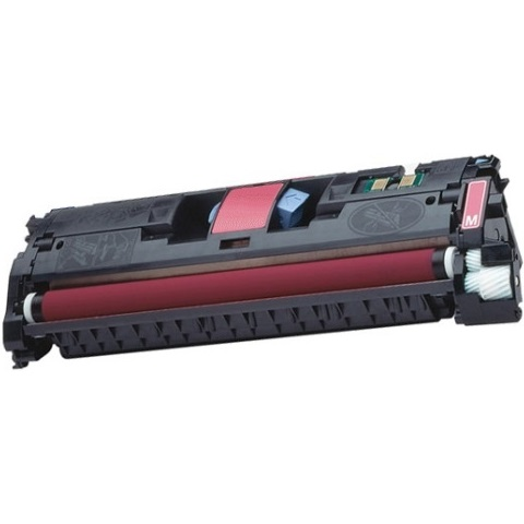 Remanufactured Canon 7431A005AA Magenta Toner Cartridge