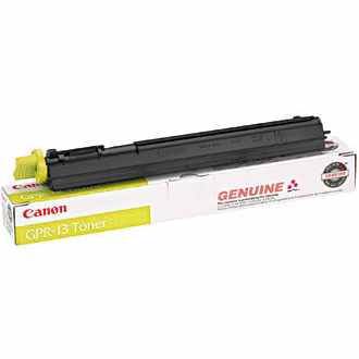 Genuine Canon 8643A003AA Yellow Toner Cartridge
