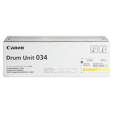 9455B001AA Drum Unit - Canon Genuine OEM (Yellow)