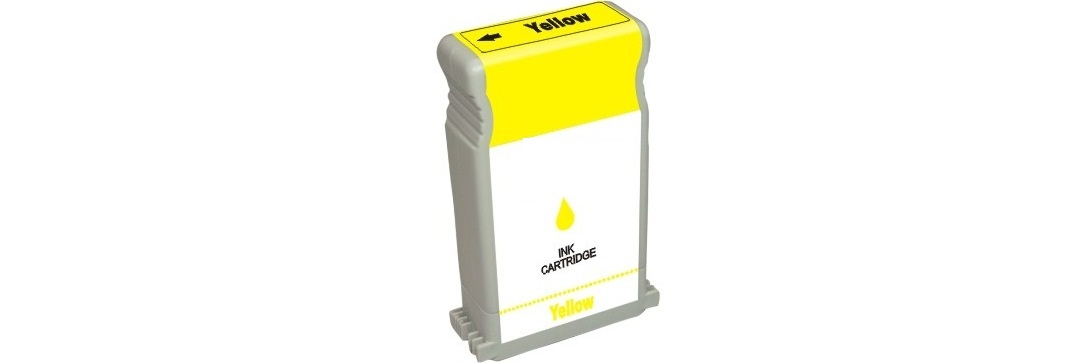 BCI-1302Y Ink Cartridge - Canon Compatible (Yellow)
