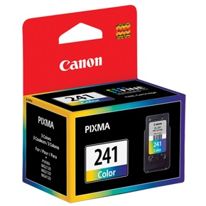 CL-241 Ink Cartridge - Canon Genuine OEM (Color)