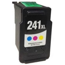 CL-241XL Ink Cartridge - Canon Remanufactured (Color)