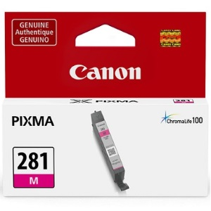 CLI-281M Ink Cartridge - Canon Genuine OEM (Magenta)