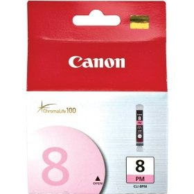 CLI-8PM Ink Cartridge - Canon Genuine OEM (Photo Magenta)