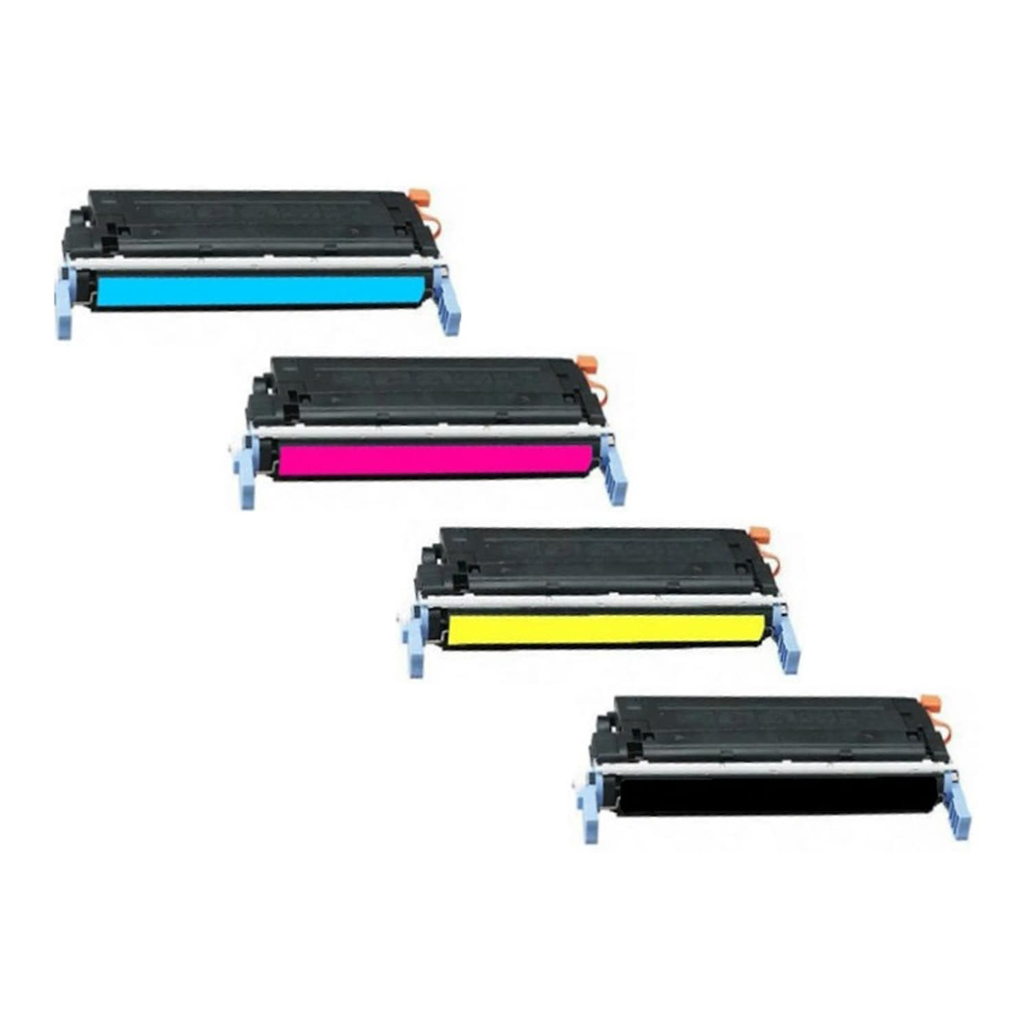 Remanufactured Canon EP-86 Toner Pack - 4 Cartridges