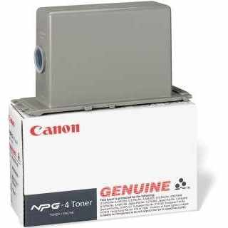 Genuine Canon NPG-4 Black Toner Cartridge