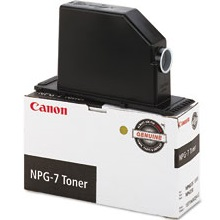 Genuine Canon NPG-7 Black Toner Cartridge