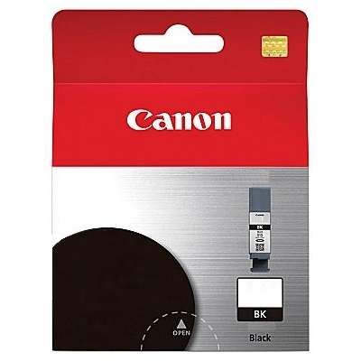 PFI-107BK Ink Cartridge - Canon Genuine OEM (Black)