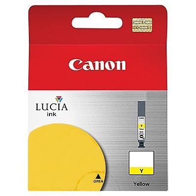 PFI-107Y Ink Cartridge - Canon Genuine OEM (Yellow)