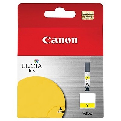 PFI-207Y Ink Cartridge - Canon Genuine OEM (Yellow)