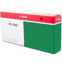 PFI-706G Ink Cartridge - Canon Genuine OEM (Green)