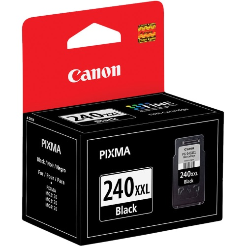 PG-240XXL Ink Cartridge - Canon Genuine OEM (Black)