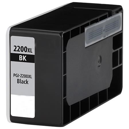 PGI-2200BK XL Ink Cartridge - Canon Compatible (Black)