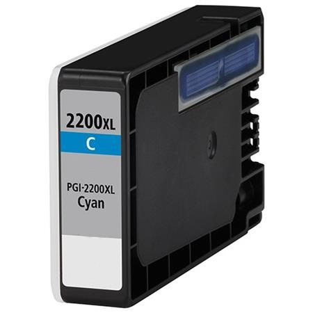 PGI-2200C XL Ink Cartridge - Canon Compatible (Cyan)
