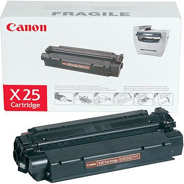 X-25 Toner Cartridge - Canon Genuine OEM (Black)