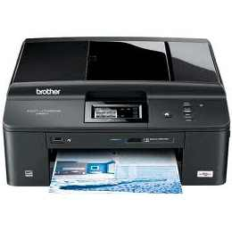 Brother DCP-J725DW Ink Cartridges